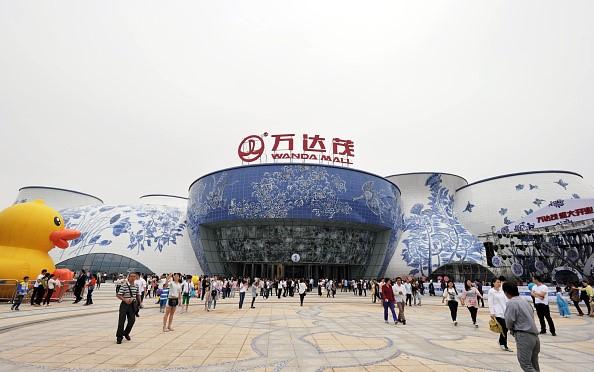 Tỷ phú giàu nhất Trung Quốc mở công viên giải trí tuyên chiến Disney