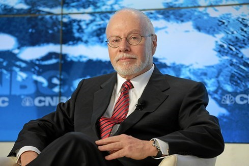 ty phu paul singer. anh: world economic forum.