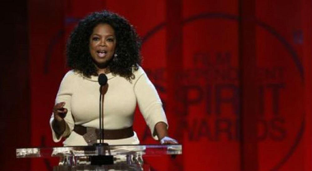 oprah winfrey: 32 tuoi