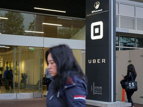 uber van chua the co loi nhuan. anh: usa today