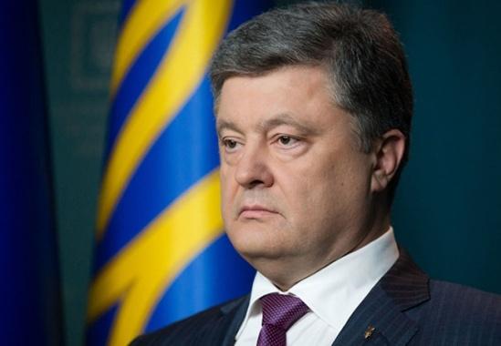 tong thong ukraine petro poroshenko.
