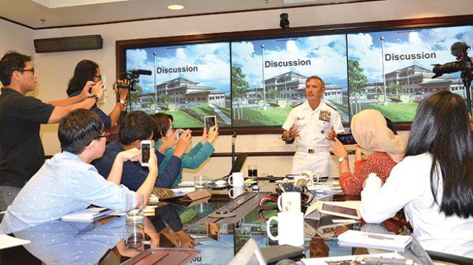Quan hệ Mỹ - ASEAN nhìn từ Hawaii