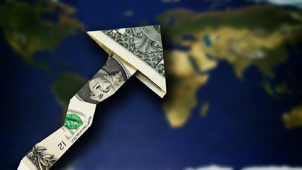 USD tăng giá mạnh nhất kể từ năm 1984