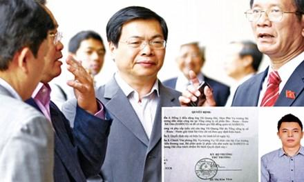 VAFI: Một năm lên 4 chức, Vũ Quang Hải lập kỷ lục về tốc độ thăng chức?