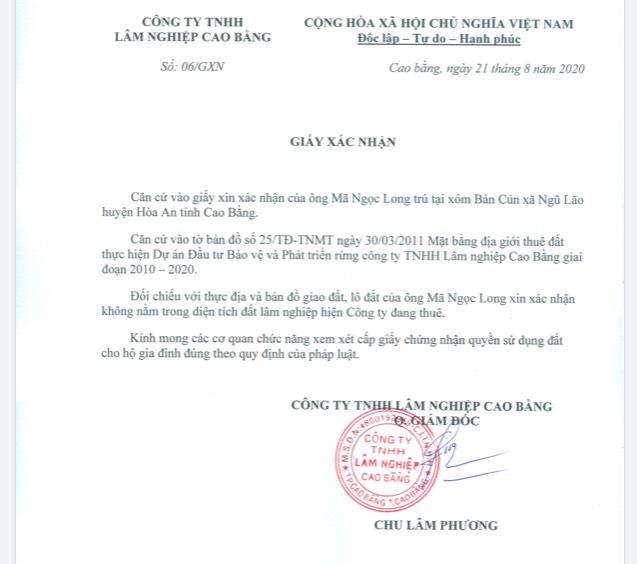 Huyện Hòa An, tỉnh Cao Bằng: Cần tháo gỡ vướng mắc, khó khăn cho người dân, doanh nghiệp, cải thiện môi trường kinh doanh
