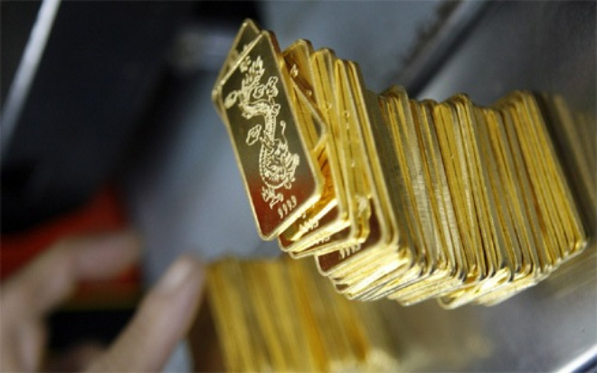 Sau 4 năm, người cầm vàng đã lỗ 15,5 triệu đồng/lượng
