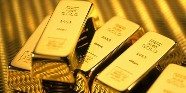 Vàng bật tăng do đồng USD suy giảm