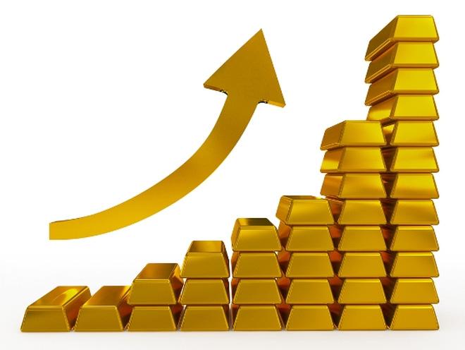 Vàng tăng giá: Đầu tư ít rủi ro, loại bỏ can thiệp