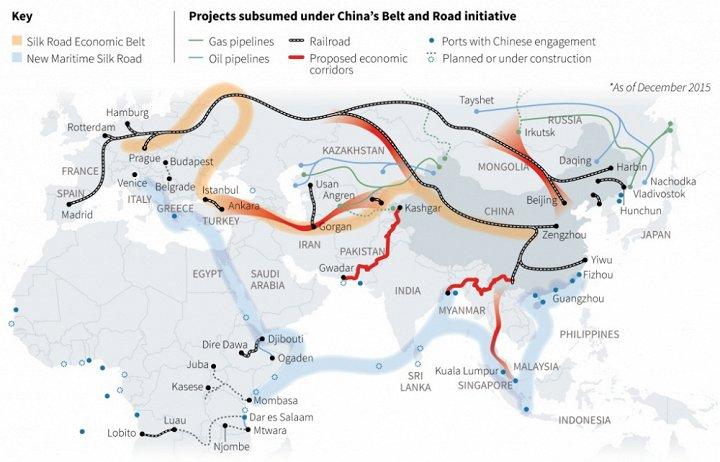 Sáng kiến Vành đai và con đường: Cơ hội nào cho hợp tác Việt - Trung?