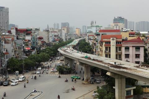Vay 53.000 tỷ làm đường sắt đô thị: Không là Trung Quốc...