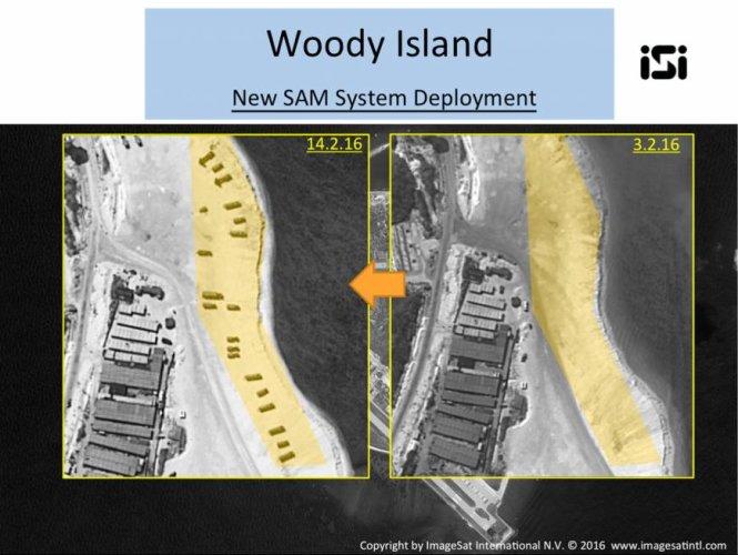 Triển khai tên lửa, Trung Quốc lộ rõ ý đồ lập ADIZ ở biển Đông