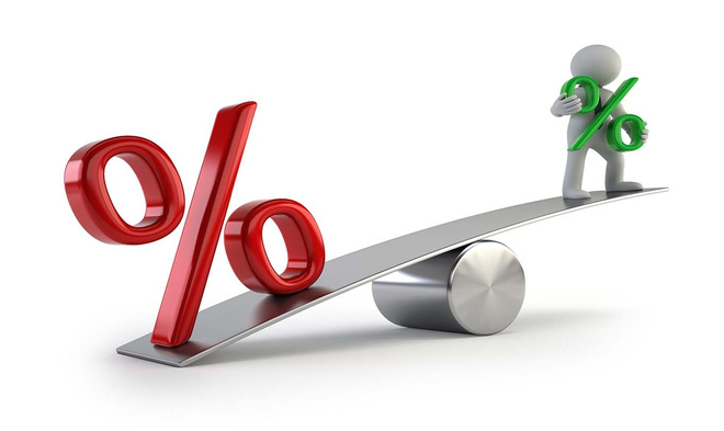 Kiểm soát lãi suất để tránh biến động