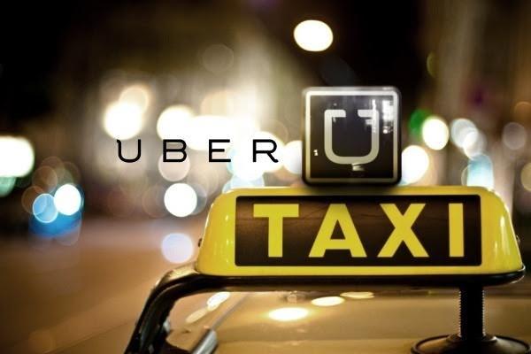 """Hành trình """"phủ sóng"""" khắp thế giới của Uber"""