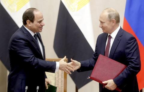 Vị thế Nga tại châu Phi: Bây giờ hoặc không bao giờ
