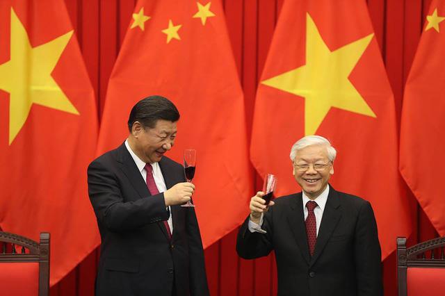 Tin tức tình hình Biển Đông 15-11-2017: Báo Trung Quốc phỏng vấn TS. Vũ Cao Phan về quan hệ Việt Nam - Trung Quốc