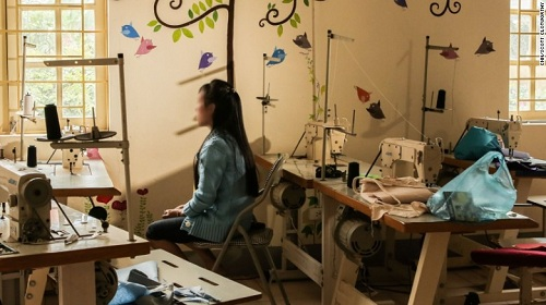 Nạn buôn bán cô dâu Việt sang Trung Quốc lên báo Mỹ