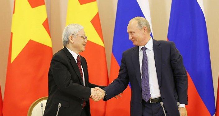 2019 – năm đặc biệt của hợp tác Việt Nam – Liên bang Nga
