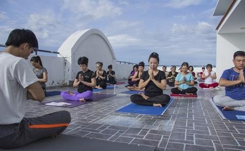 Việt Nam 'xuất khẩu' Yoga sang Nhật