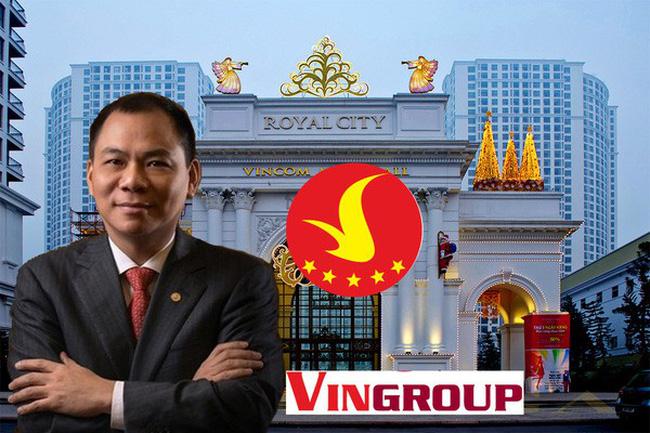 Vingroup vượt Ô tô Trường Hải để trở thành doanh nghiệp tư nhân lớn nhất Việt Nam năm 2017