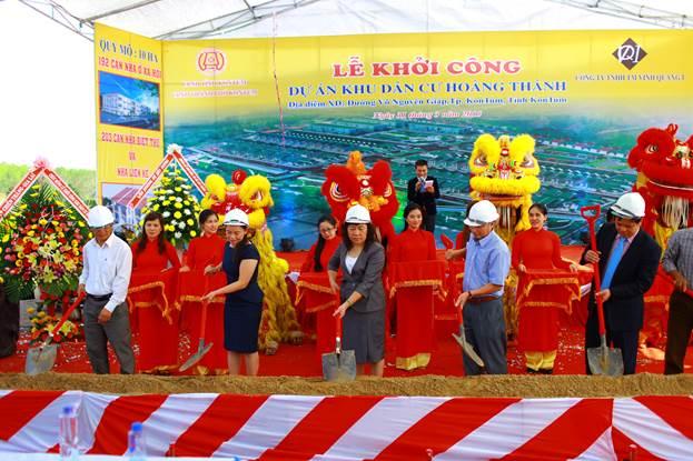 Công ty TNHH thương mại Vinh Quang I - Uy tín hàng đầu - Đầu tư hôm nay - Vững bước tương lai