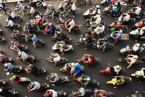 Những đế chế 'tỷ đô' trên thị trường xe máy Việt