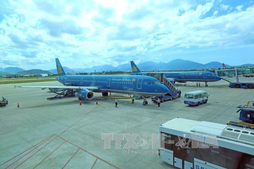 vietnam airlines la mot trong so it nhung tong cong ty nha nuoc quy mo lon tim kiem thanh cong duoc nha dau tu chien luoc nuoc ngoai. anh: huy hung/ttxvn