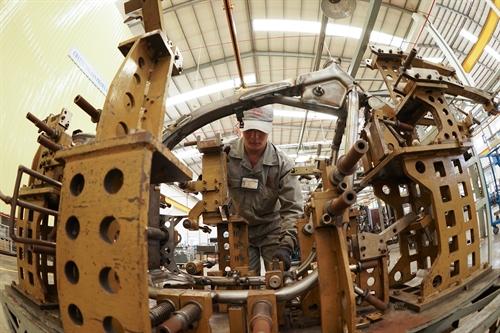Việt Nam ở đâu trong cuộc cách mạng công nghiệp lần 4?