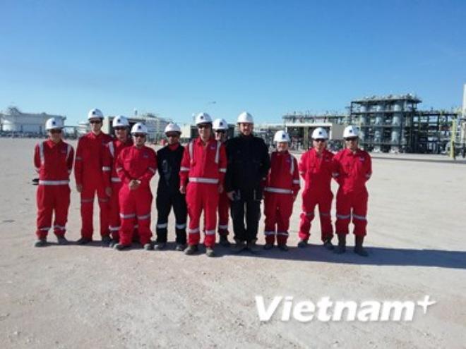 Dự án dầu khí Bir Seba: Biểu tượng hợp tác Việt Nam-Algeria