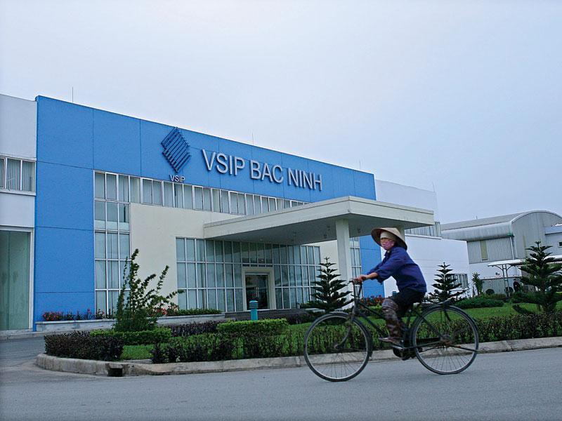 Vốn FDI từ Singapore vào Việt Nam tăng mạnh