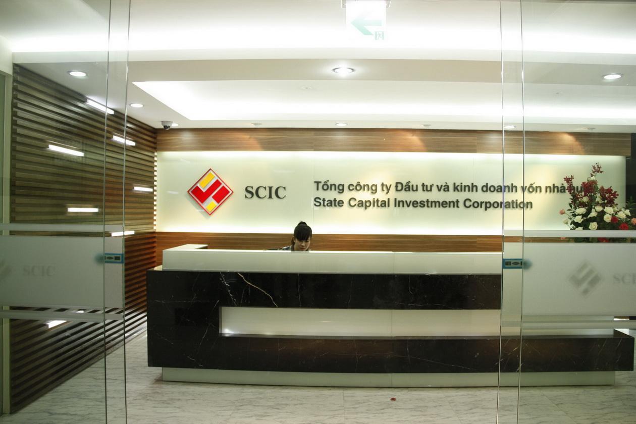 """Vốn Nhà nước tại SCIC đã """"sinh nở"""" gấp 5 lần"""