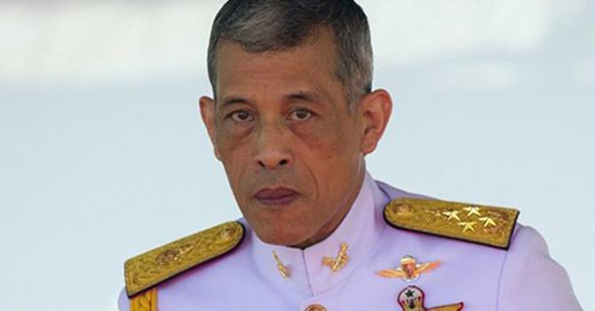 vua thai lan maha vajiralongkorn. anh: bbc.