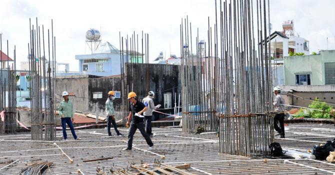Doanh nghiệp mất 64,1 triệu và 108,9 giờ khi làm thủ tục xây dựng