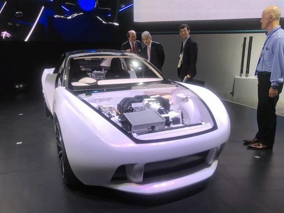 Công nghệ Nhật Bản cho pin ô tô tương lai