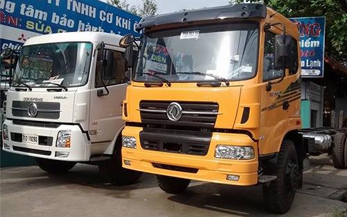 Mỗi tháng Việt Nam chi 100 triệu USD mua ôtô từ Trung Quốc