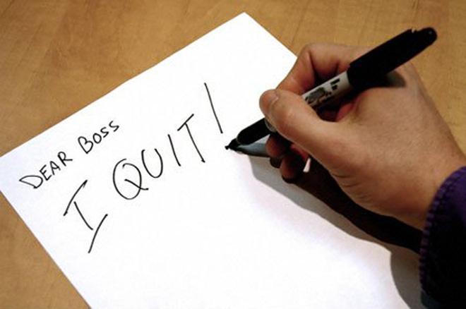 101 lý do khiến nhân viên ngân hàng muốn nghỉ việc