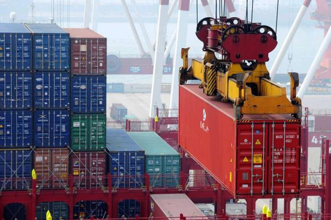 Chứng khoán Mỹ giảm mạnh vì Trung Quốc