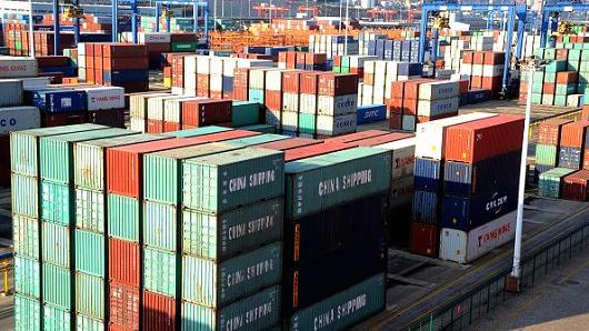 Xuất khẩu của Trung Quốc giảm mạnh nhất kể từ năm 2009