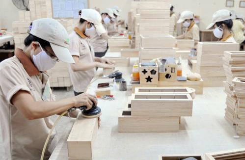 Mốc 20 tỷ USD của gỗ Việt