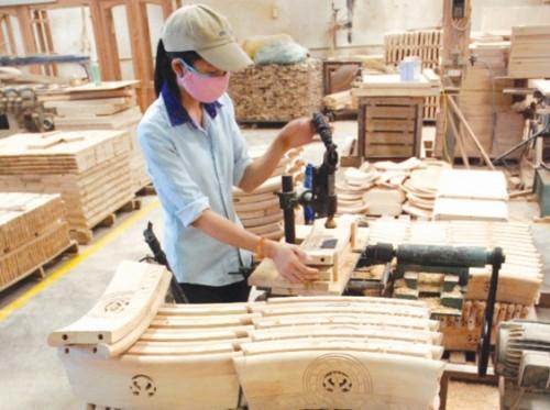 Lợi ích của Hiệp định EVFTA đối với xuất khẩu sản phẩm gỗ