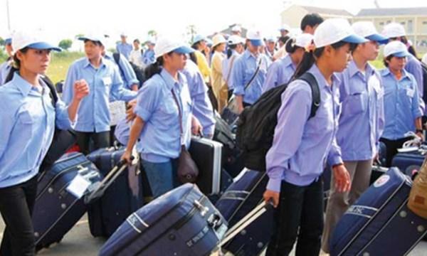 Hà Tĩnh: Xuất khẩu lao động mang về 4.000 tỉ đồng/năm