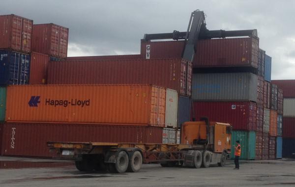 Xuất khẩu chưa thể song hành cùng logistics
