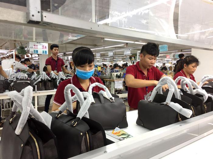 Mỹ - thị trường tiêu thụ nhiều nhất túi xách, ví, va li của Việt Nam