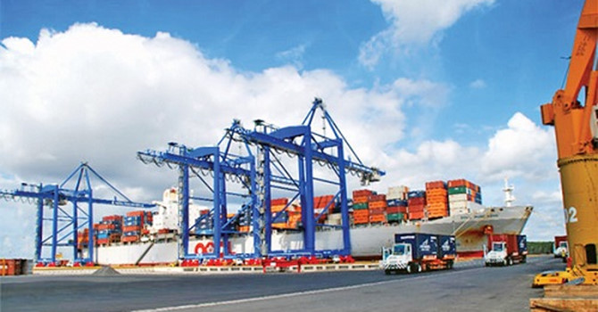 Những nhóm hàng nhập khẩu chính 4 tháng năm 2018