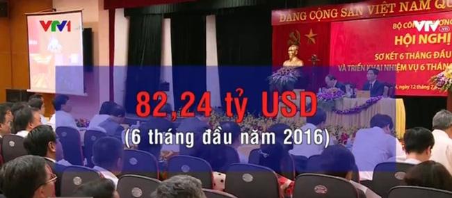 Toàn cảnh xuất nhập khẩu 6 tháng đầu năm 2016