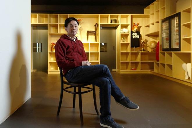 Từ phòng nghỉ giá 5USD tới công ty khởi nghiệp 1 tỷ USD đầu tiên của Nhật