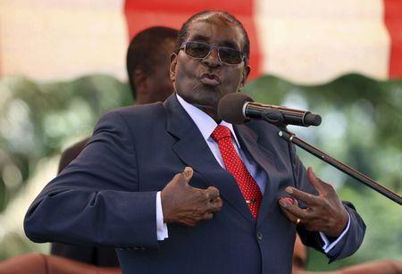 tong thong zimbabwe robert mugabe. anh: reuters